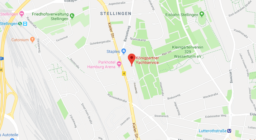 KÖNIGPARTNER Fahrzeugservice GmbH